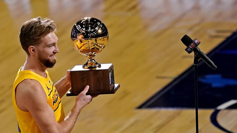 Определились победители конкурсов Матча звёзд НБА
