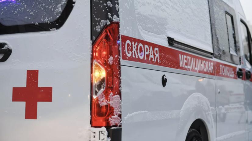При пожаре в Омской области погибла женщина с двумя детьми