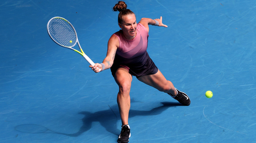 Кузнецова и Павлюченкова потеряли по две строчки в рейтинге WTA