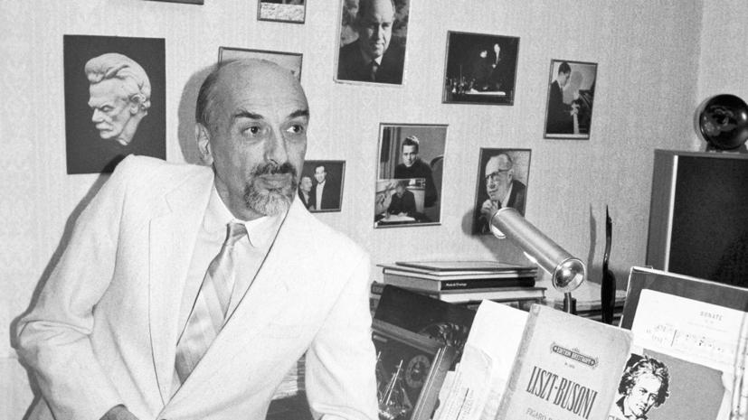 Умер народный артист РСФСР Дмитрий Башкиров