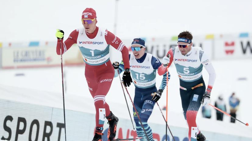 Чепалова: наградить Иверсена и Большунова золотыми медалями за гонку 50 км нереально