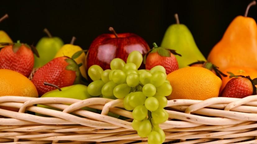 Диетолог оценила пользу фруктов