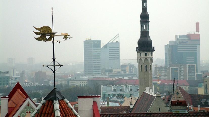 В Эстонии не исключили локдауна из-за ситуации с коронавирусом