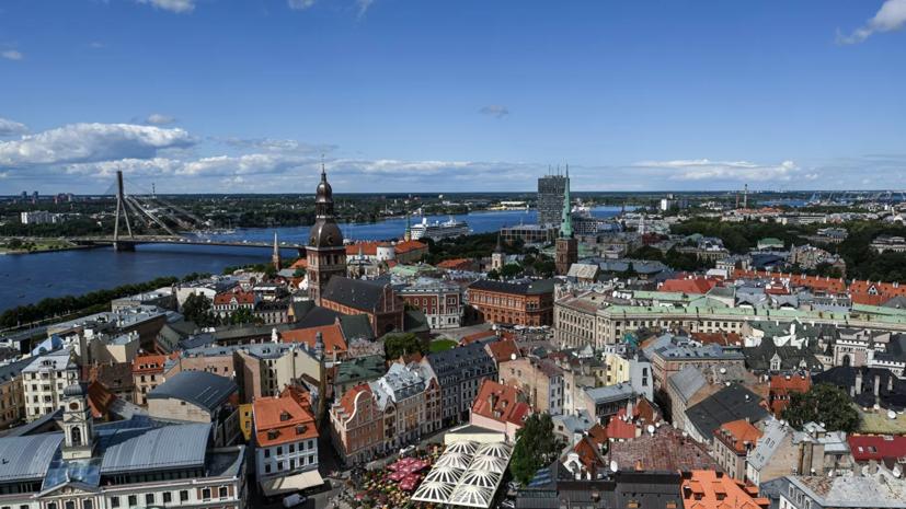 В Латвии нашли подозреваемого в краже пушки с советского мемориала