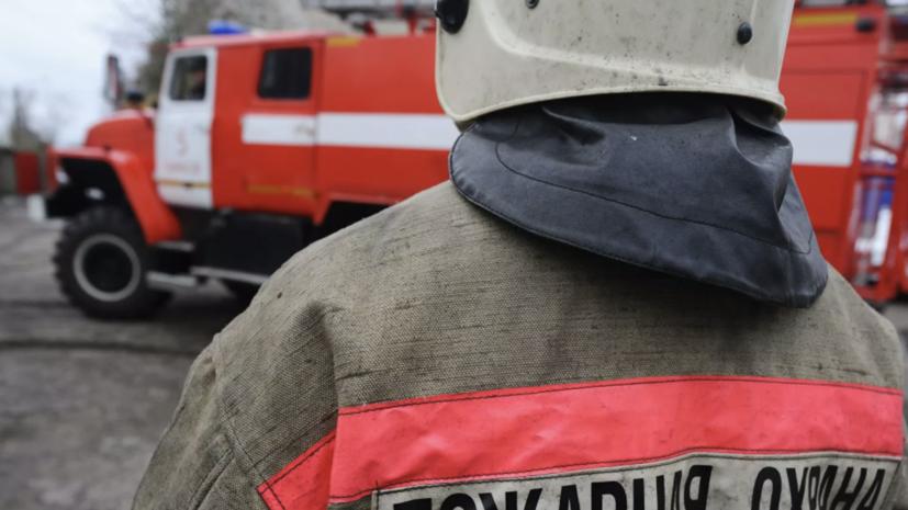 В Калужской области идёт проверка из-за гибели двоих при пожаре в доме