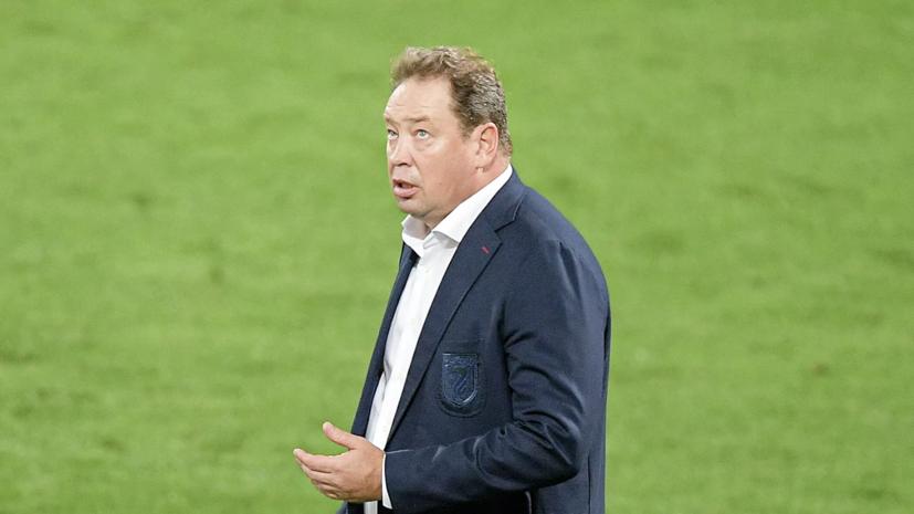 Слуцкий пожаловался на кадровые проблемы после матча с «Зенитом»