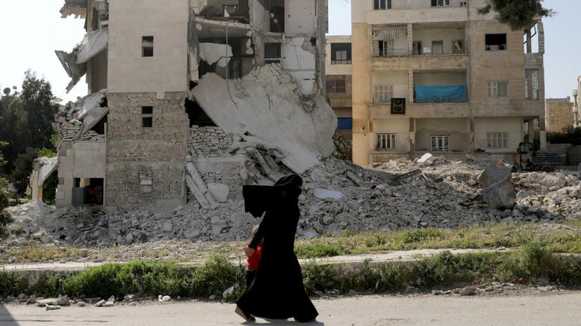 В ЦПВС рассказали о подготовке террористами провокации в Сирии