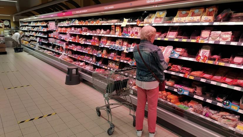 В Госдуме предложили наказывать за фейки о росте цен на продукты