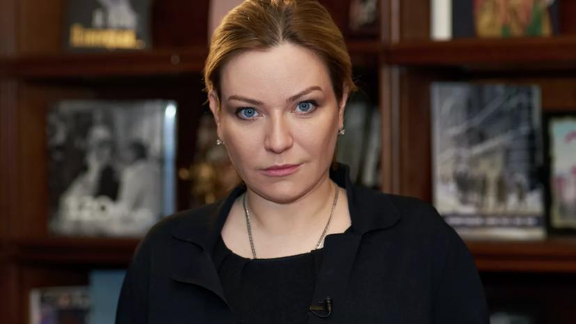 Любимова рассказала о работе по созданию театральной биржи