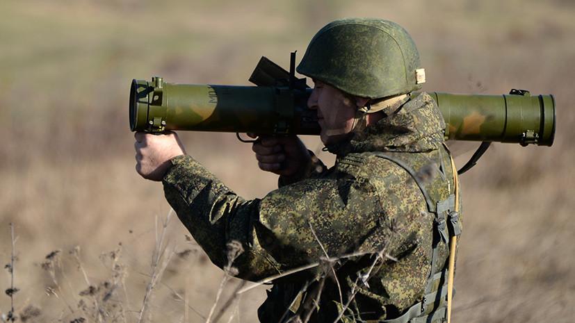 В Ульяновской области прошёл этап армейского конкурса «Белое солнце»