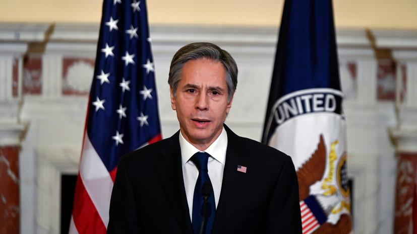 США ввели санкции против двух граждан Ирана
