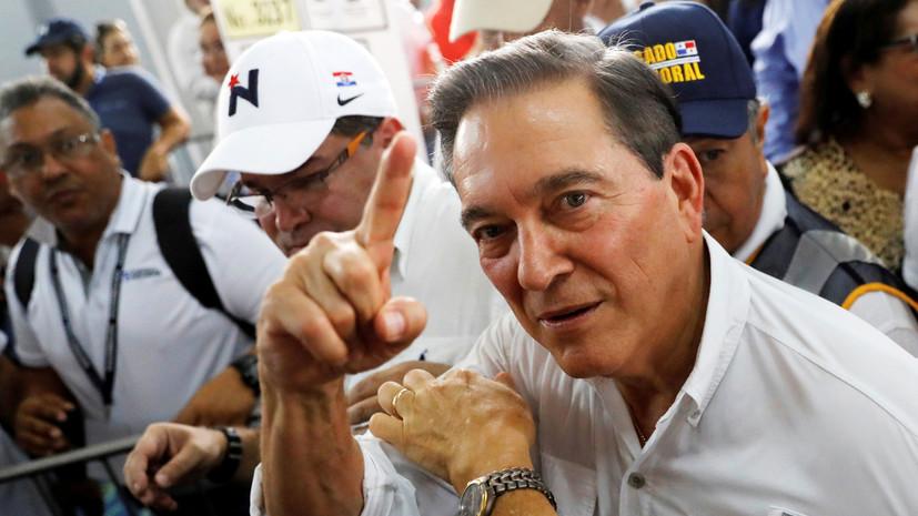 Президент Панамы сделал прививку от коронавируса