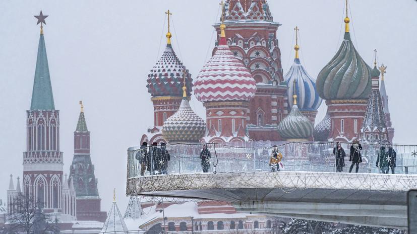 Собянин рассказал о работе властей Москвы в период пандемии