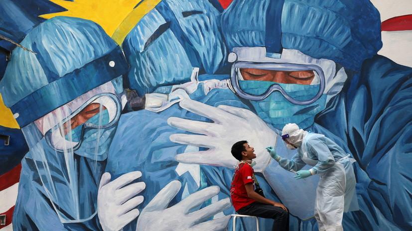 В ВОЗ заявили о росте заболеваемости коронавирусом в мире