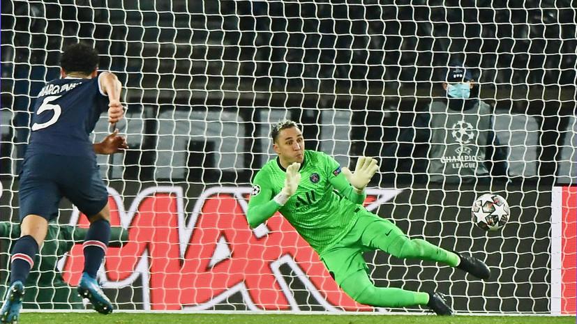 Чудо-удар Месси, девять сейвов Наваса и два гола за четыре минуты: как ПСЖ и «Ливерпуль» вышли в четвертьфинал ЛЧ