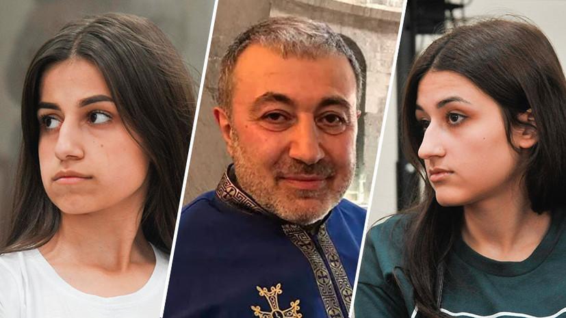 «Настаивали на расследовании в общем порядке»: что известно об уголовном деле в отношении отца сестёр Хачатурян