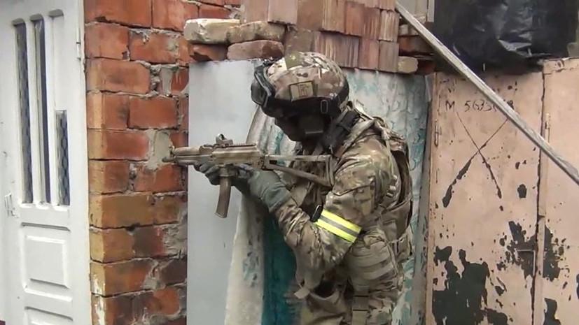«На месте перестрелки обнаружены автомат и пояс смертника»: правоохранители предотвратили теракт в Дагестане0