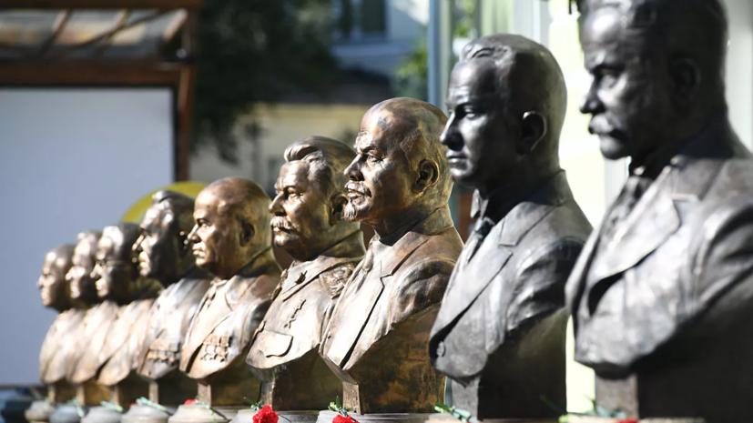 Помощник Церетели прокомментировал перенос «Аллеи правителей России» из Москвы в Пензу