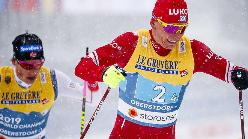 «Их дуэли станут кульминацией лыжных гонок»: что говорят о Большунове и Клебо перед заключительным этапом КМ