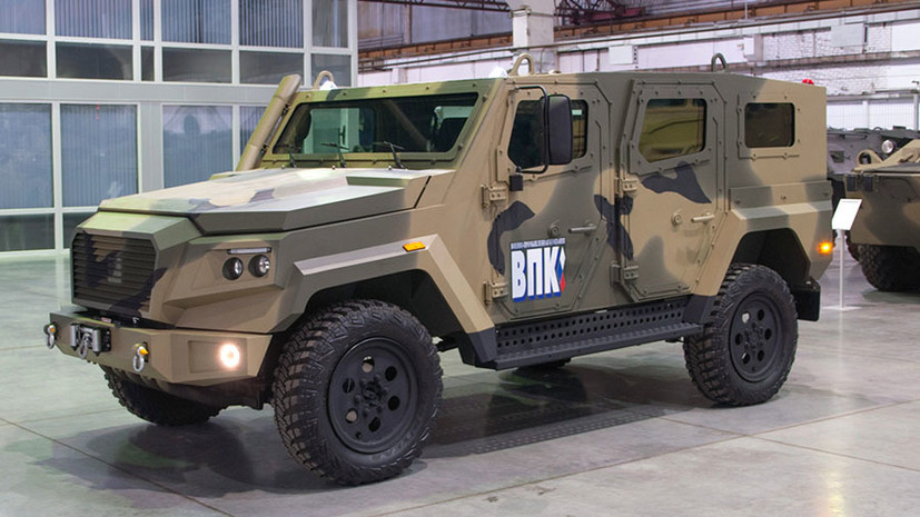 «Большие перспективы»: почему зарубежные заказчики интересуются бронеавтомобилями «Стрела», «ВПК-Урал» и «Атлет»