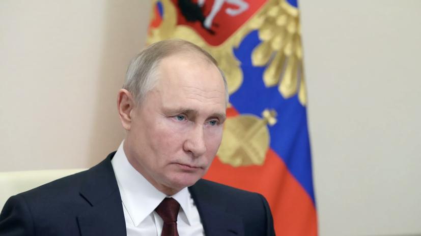 Путин рассказал, как принимал решение о референдуме в Крыму