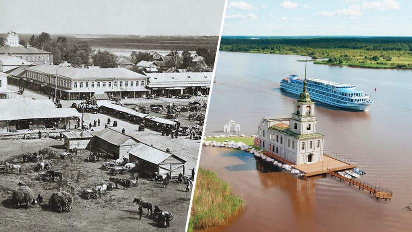 «Воспоминания были болезненными»: как волонтёры воскрешают память о затопленных городах и деревнях России