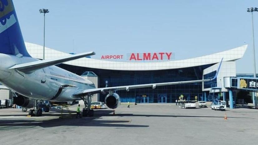 В Казахстане потерпел крушение самолёт Ан-26