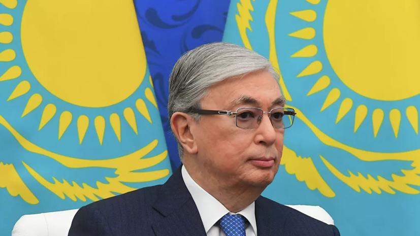Токаев поручил выяснить причины авиакатастрофы в Алма-Ате