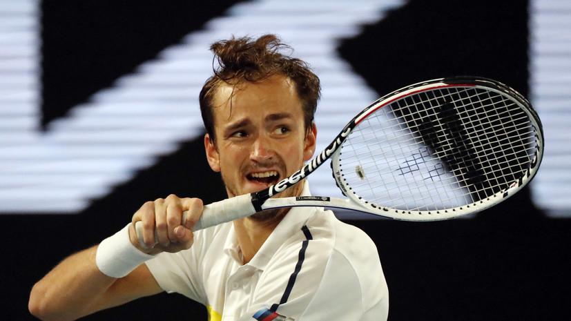 Медведев победил Эрбера и выиграл турнир ATP в Марселе