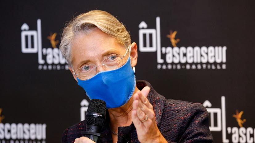 У министра труда Франции выявили коронавирус