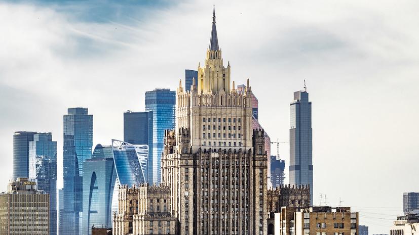 Москва предостерегла Киев от недружественных шагов в отношении Крыма