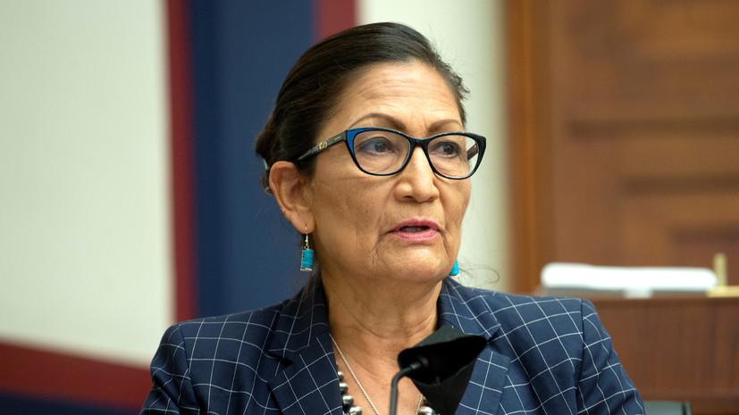 Сенат США утвердил Дебру Хаалэнд министром внутренних дел