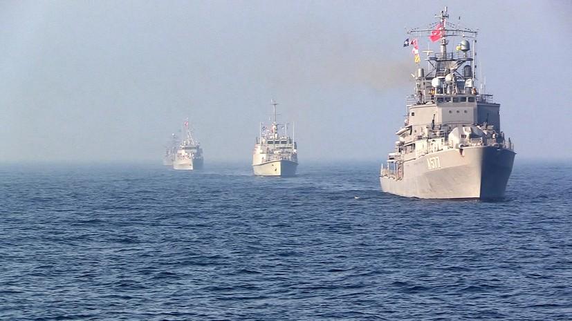 «В случае конфликта должны принести свои ВМС в жертву»: зачем НАТО проводит в Чёрном море совместные учения с Украиной