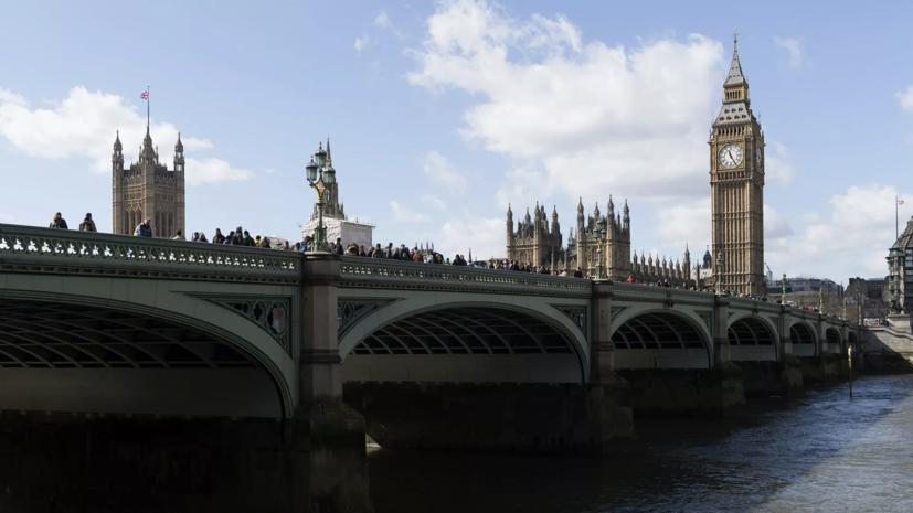 В МИД России прокомментировали планы Британии нарастить ядерный потенциал