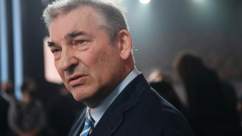 Глава ФХР Третьяк покинул совет IIHF в связи с санкциями CAS