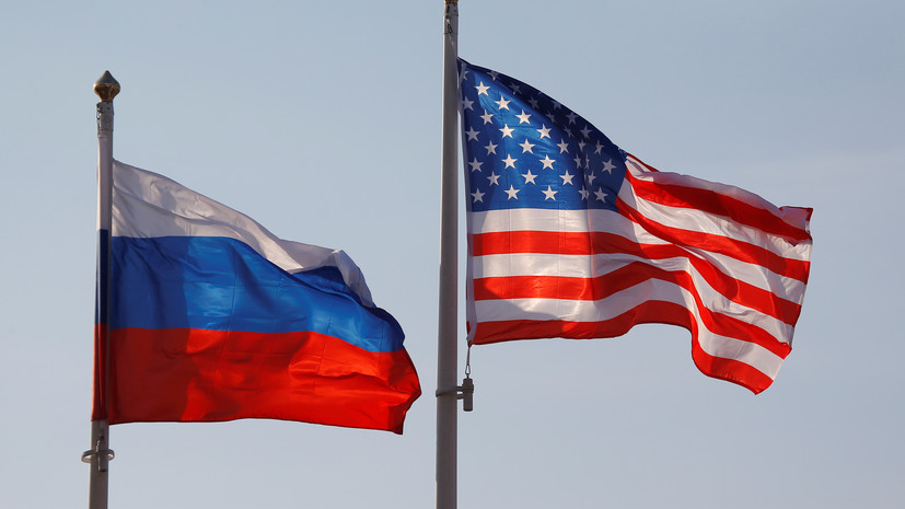Минторг США расширяет торговые санкции в отношении России