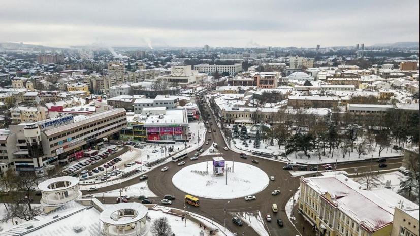В Крыму запустили две скважины водозабора для снабжения Симферополя
