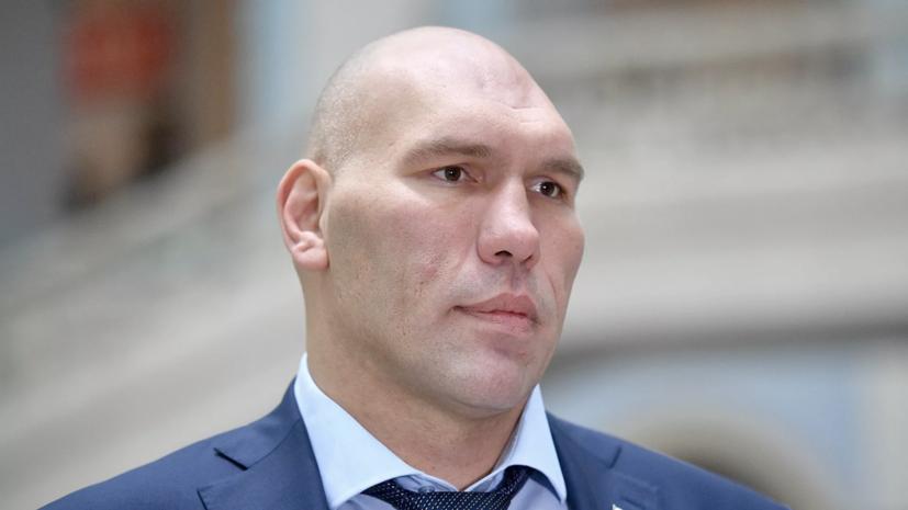Валуев прокомментировал конфликт бойцов MMA и Моргенштерна