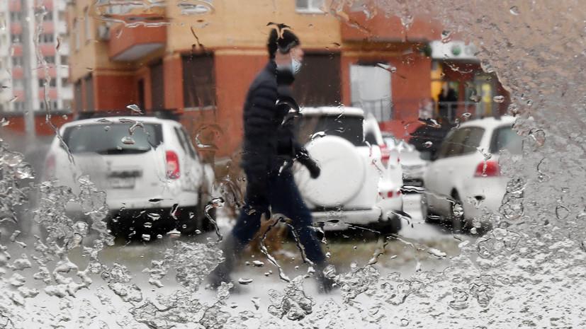 В Оренбургской области прогнозируют ледяной дождь
