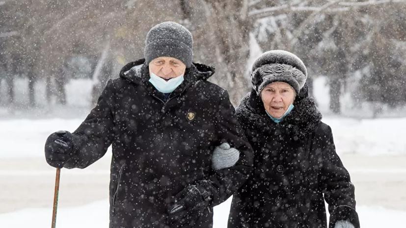 В Алтайском крае отменили обязательный режим самоизоляции для пожилых