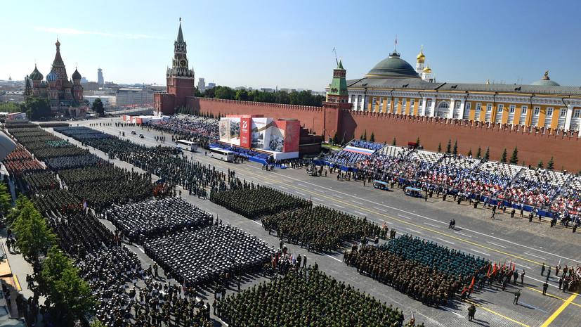 В Кремле заявили, что парад Победы в 2021 году состоится