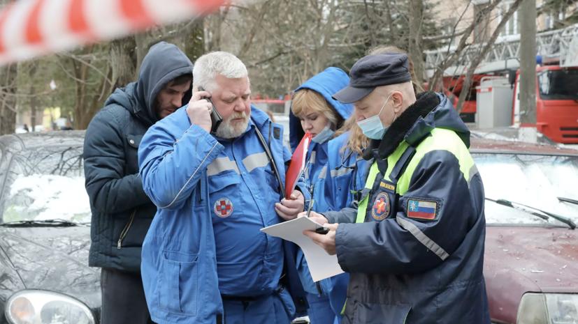 Семьям погибших при взрыве в жилом доме в Химках выплатят по 1 млн рублей