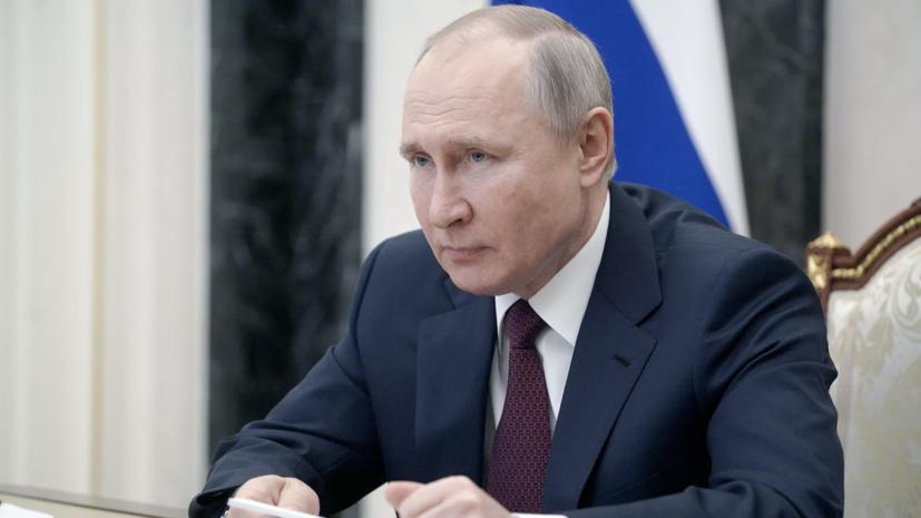 Путин освободил Мезенцева от должности посла России в Белоруссии