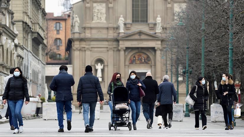 В Италии заявили, что Рим может без ЕС принять решение по «Спутнику V»