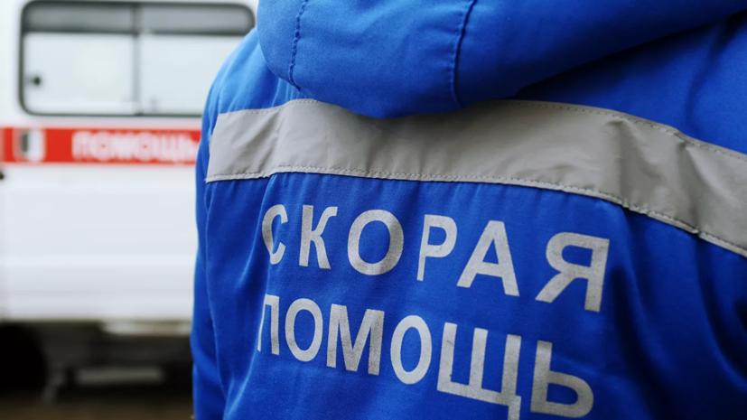 Трое пострадали в результате обрушения балкона в Калужской области
