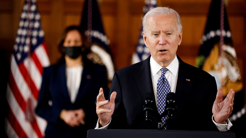 В США заявили об угрозе национальной безопасности из-за оговорок Байдена