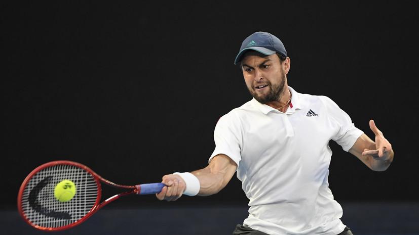 Трое россиян входят в первую пятёрку в чемпионской гонке ATP
