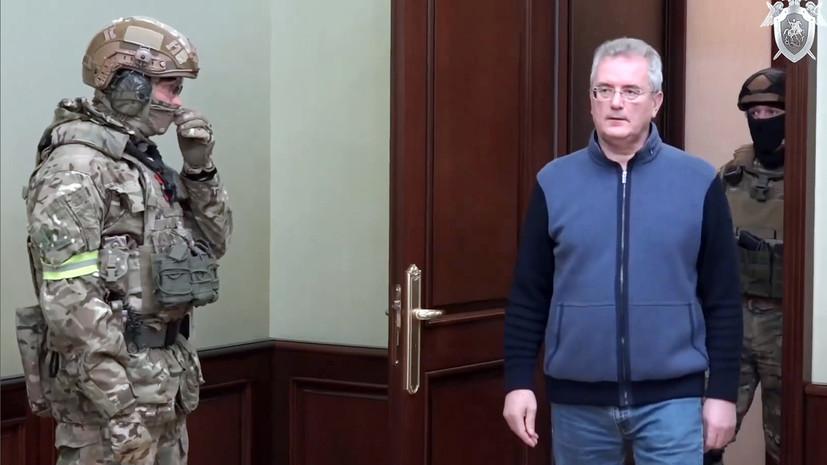 Губернатору Пензенской области предъявлено обвинение во взяточничестве
