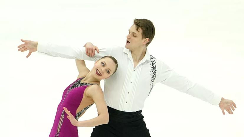 Бойкова и Козловский покажут новую короткую программу на чемпионате мира в Стокгольме