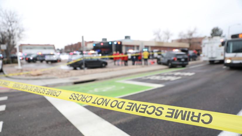 Подозреваемому в стрельбе в Колорадо предъявили обвинения в убийстве 10 человек